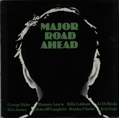 CBS Records Major Road Ahead vinyl LP album (LP record) UK I1ULPMA608281