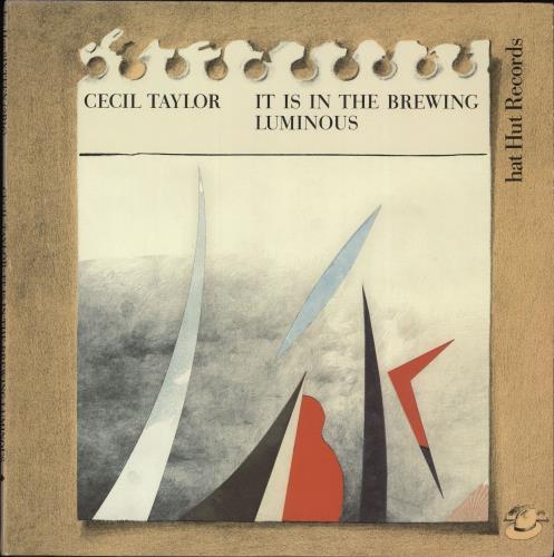 Cecil Taylor It Is In The Brewing Luminous 2-LP vinyl record set (Double Album) US CQT2LIT704792
