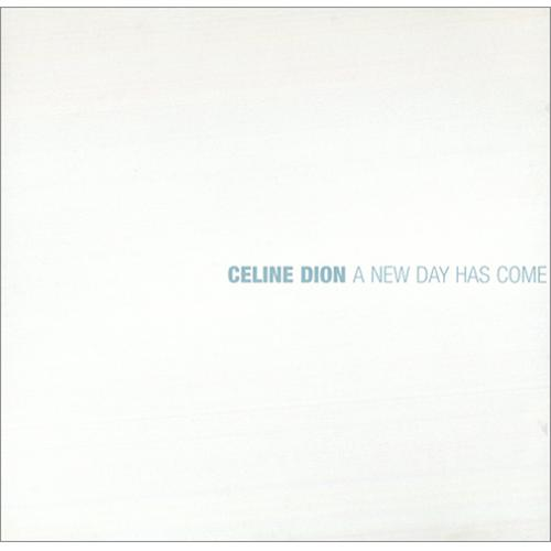 """Celine Dion A New Day Has Come CD single (CD5 / 5"""") UK CELC5AN207612"""