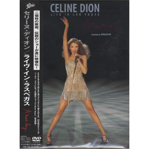 Celine Dion A New Day... DVD Japanese CELDDAN417645