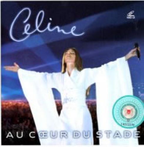 Celine Dion Au Coeur Du Stade Video CD Singapore CELVDAU146884