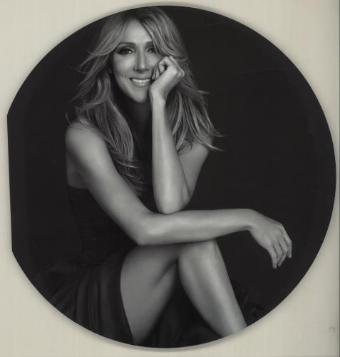 Celine Dion European Tour Programme tour programme UK CELTREU684297