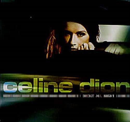 "Celine Dion I Drove All Night CD single (CD5 / 5"") US CELC5ID237235"