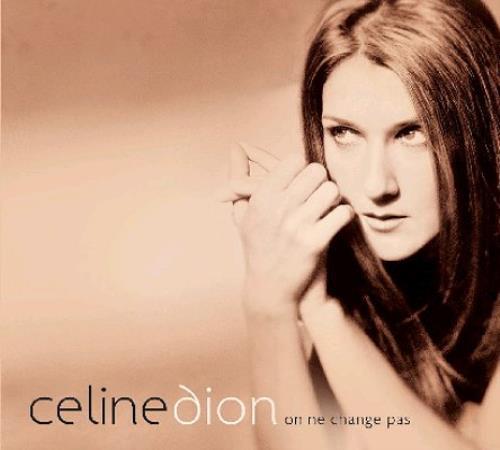 Celine Dion On Ne Change Pas 3-disc CD/DVD Set UK CEL3DON336119