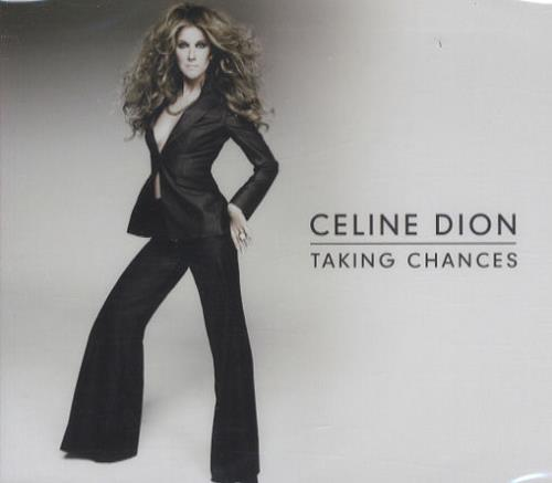 "Celine Dion Taking Chances CD single (CD5 / 5"") French CELC5TA416242"