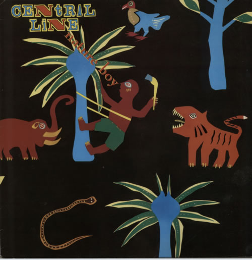 "Central Line Nature Boy 12"" vinyl single (12 inch record / Maxi-single) UK CN312NA624686"