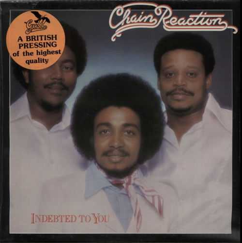 Chain Reaction Indebted To You - Sealed vinyl LP album (LP record) UK F3DLPIN611802