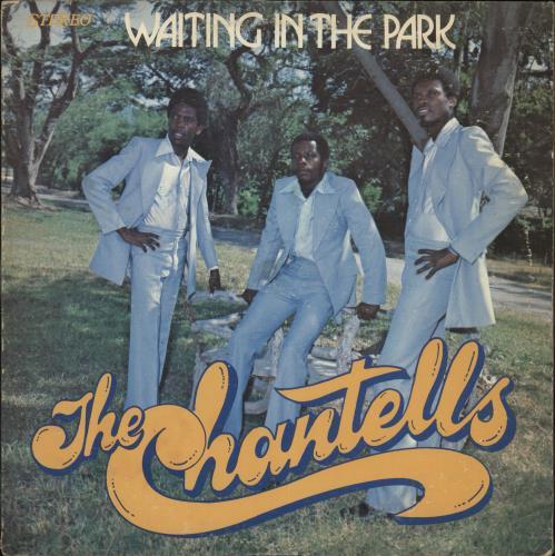 Chantells Waiting In The Park vinyl LP album (LP record) US QHALPWA716049