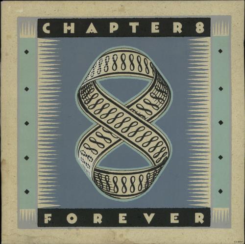 Chapter 8 Forever vinyl LP album (LP record) UK HZVLPFO646083
