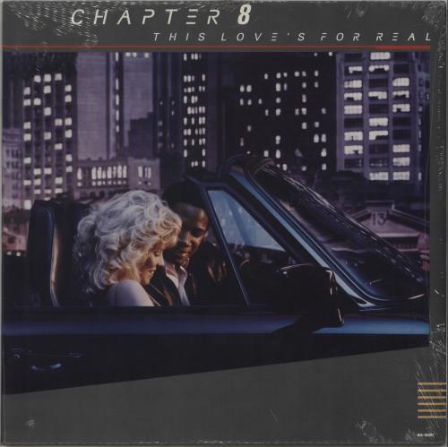 Chapter 8 This Loves For Real vinyl LP album (LP record) US HZVLPTH665090