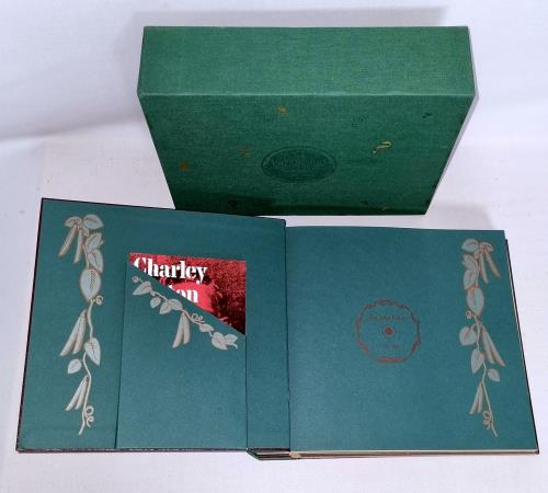 Charley Patton Screamin' And Hollerin' The Blues box set UK CFVBXSC538894