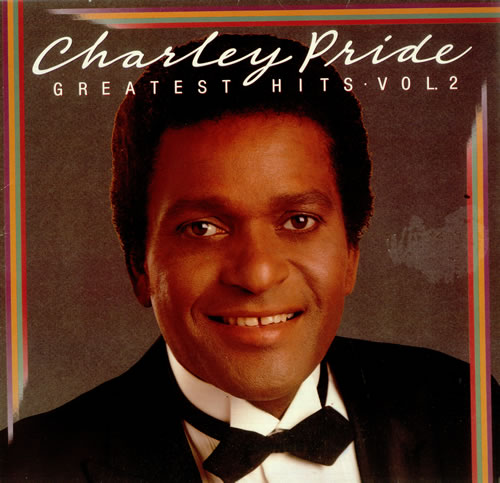 Charley Pride Greatest Hits Vol. 2 vinyl LP album (LP record) German PR1LPGR449643