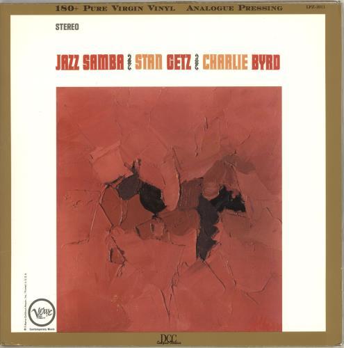 Charlie Byrd Jazz Samba - 180gm - Autographed vinyl LP album (LP record) US BY0LPJA713208