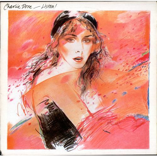 Charlie Dore Listen! vinyl LP album (LP record) UK HDRLPLI419274