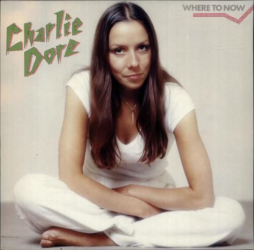 Charlie Dore Where To Now vinyl LP album (LP record) German HDRLPWH665734