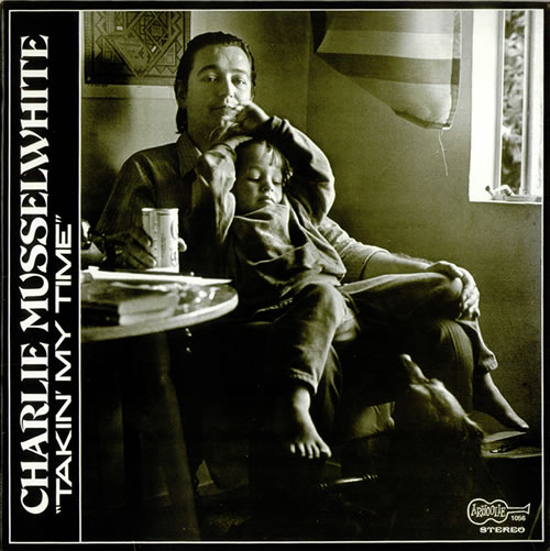Charlie Musselwhite Takin My Time Us Vinyl Lp Album Lp