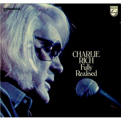 Charlie Rich Fully Realised 2-LP vinyl record set (Double Album) UK CB32LFU418232