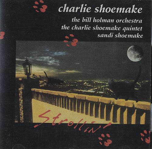 Charlie Shoemake Strollin' CD album (CDLP) US CW4CDST490470