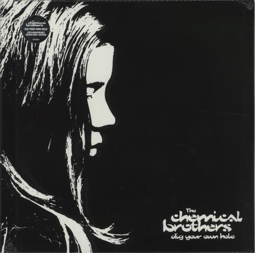 Chemical Brothers Dig Your Own Hole - Silver Vinyl - Sealed 2-LP vinyl record set (Double Album) UK CCB2LDI676344