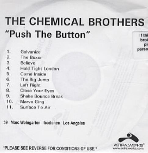 The Chemical Brothers - Left Right Lyrics The Chemical ...