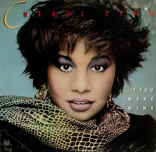 "Cheryl Lynn If You Were Mine - sealed 12"" vinyl single (12 inch record / Maxi-single) US LN212IF438961"