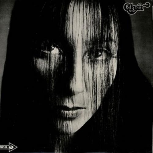 Cher Cher vinyl LP album (LP record) UK CHELPCH362853