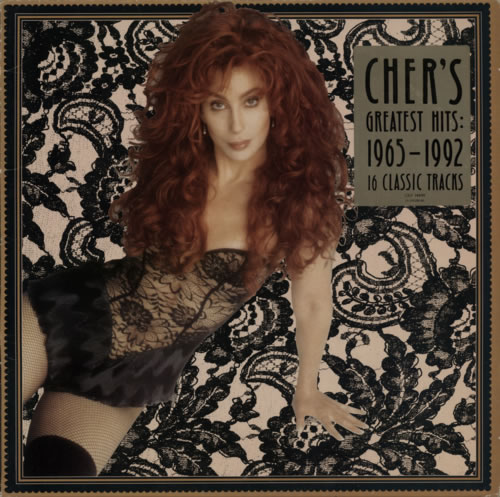 Cher Cher's Greatest Hits - Stickered 2-LP vinyl record set (Double Album) Dutch CHE2LCH447350
