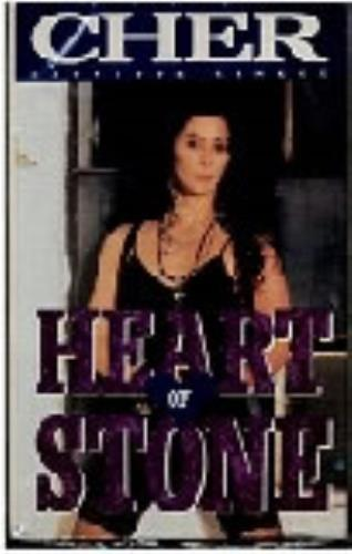 Cher Heart Of Stone cassette single Canadian CHECSHE187783