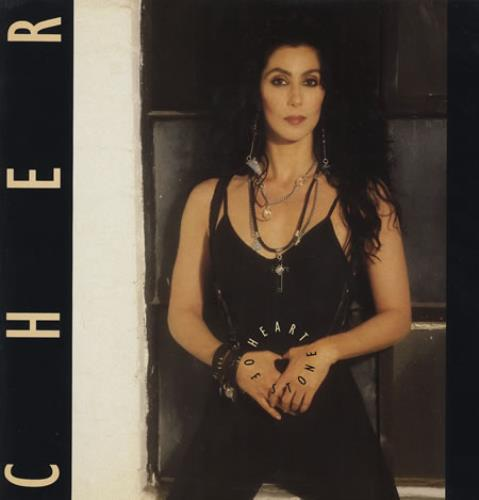 Cher Heart Of Stone vinyl LP album (LP record) German CHELPHE189171