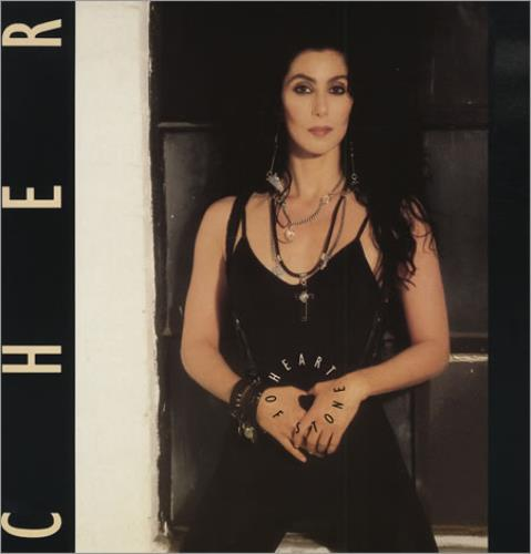Cher Heart Of Stone vinyl LP album (LP record) UK CHELPHE412836