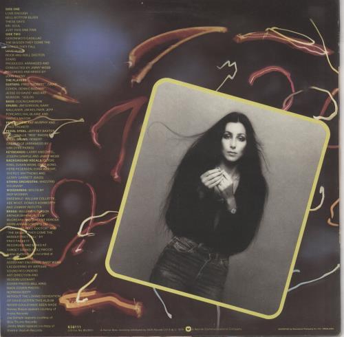 Cher Stars vinyl LP album (LP record) UK CHELPST362871