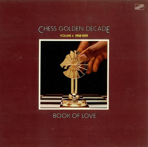 Chess Records Chess Golden Decade Volume 5 - 1958-1959 vinyl LP album (LP record) UK EKGLPCH485815