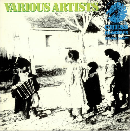 Chess Records Various Artists... Chess Masters 2-LP vinyl record set (Double Album) UK EKG2LVA497810
