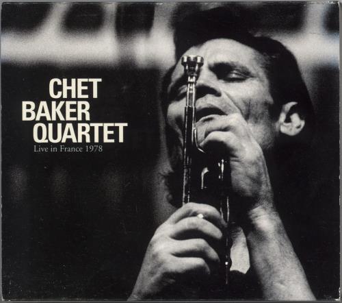 Chet Baker Live In France 1978 CD album (CDLP) UK 6CBCDLI737295