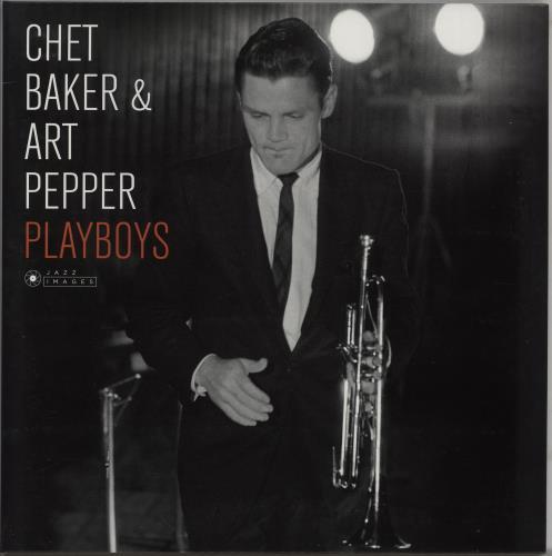 Chet Baker Playboys vinyl LP album (LP record) UK 6CBLPPL757141