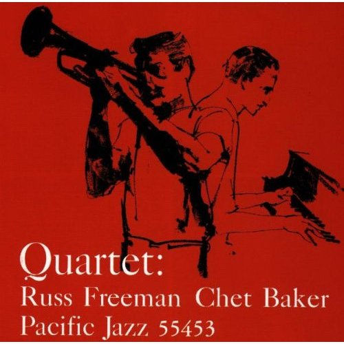 Chet Baker Quartet: Russ Freeman And Chet Baker CD album (CDLP) Japanese 6CBCDQU549515
