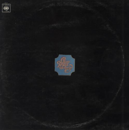 Chicago Chicago Transit Authority - 1st - EX 2-LP vinyl record set (Double Album) UK CCG2LCH700444