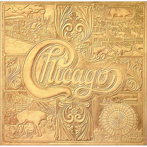 Chicago Chicago VII - Embossed sleeve 2-LP vinyl record set (Double Album) UK CCG2LCH186459