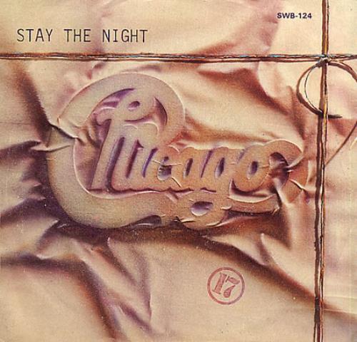 "Chicago Quedate Esta Noche 7"" vinyl single (7 inch record) Mexican CCG07QU345174"