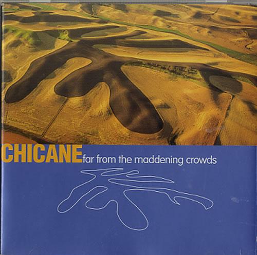 Chicane Far From The Maddening Crowds CD album (CDLP) UK CCACDFA622686