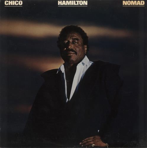 Chico Hamilton Nomad vinyl LP album (LP record) US CH7LPNO722982