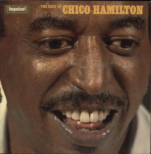 Chico Hamilton The Best Of Chico Hamilton vinyl LP album (LP record) UK CH7LPTH748541
