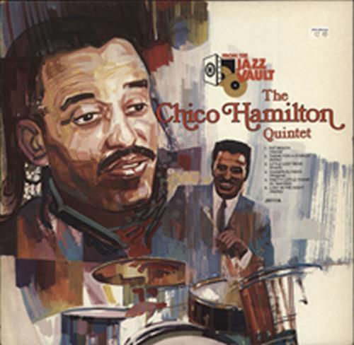 Chico Hamilton The Chico Hamilton Quintet vinyl LP album (LP record) UK CH7LPTH470845