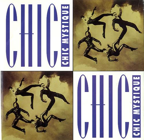 "Chic Chic Mystique 7"" vinyl single (7 inch record) German CHC07CH624006"