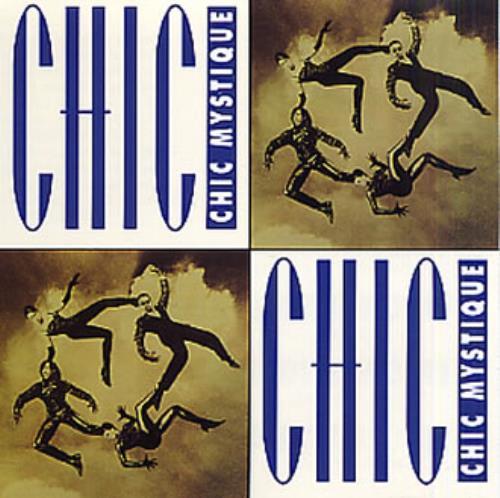 "Chic Chic Mystique CD single (CD5 / 5"") German CHCC5CH00783"
