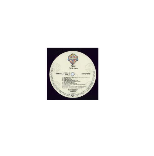 Chic CHIC-ism vinyl LP album (LP record) UK CHCLPCH238596