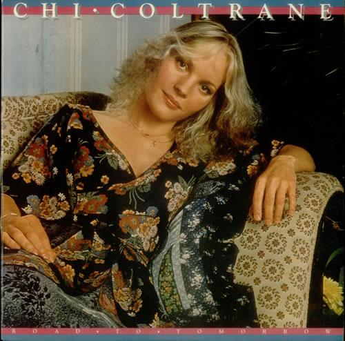 Chi Coltrane Road To Tomorrow vinyl LP album (LP record) UK C5ILPRO547375