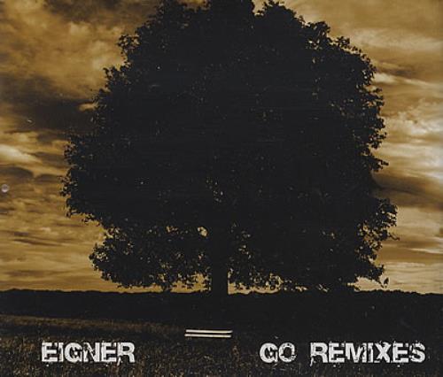 "Christian Eigner Go Remixes CD single (CD5 / 5"") Austrian CE3C5GO372226"