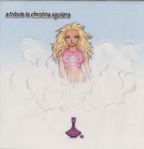 Christina Aguilera A Tribute To Christina Aguilera CD album (CDLP) US AAGCDAT198564