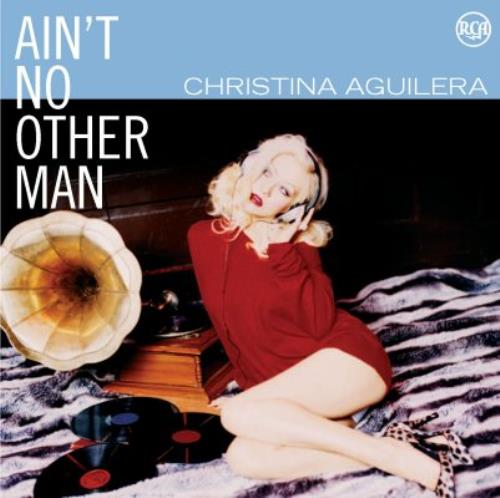 "Christina Aguilera Ain't No Other Man CD single (CD5 / 5"") UK AAGC5AI363317"